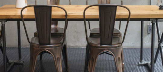 large gamme de chaise industrielle