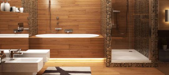 Aménagement de salles de bains sur-mesure
