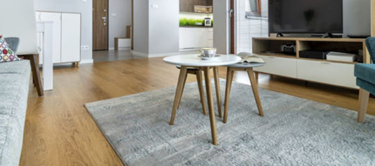 Différents types de table basse